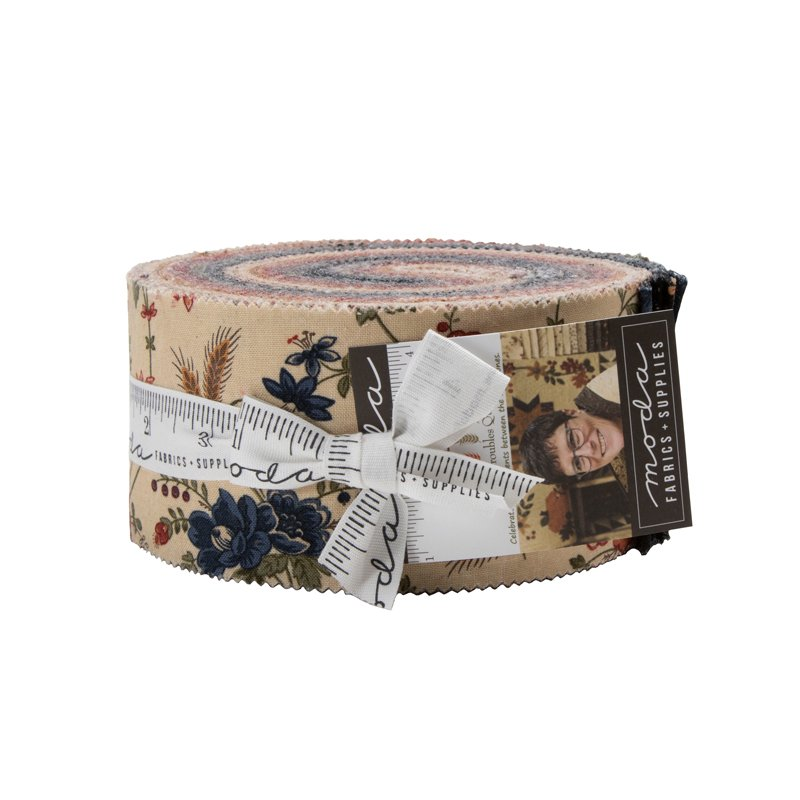 Moda | Milestones 9610JR Jelly Roll by Kansas Troubles Quilters