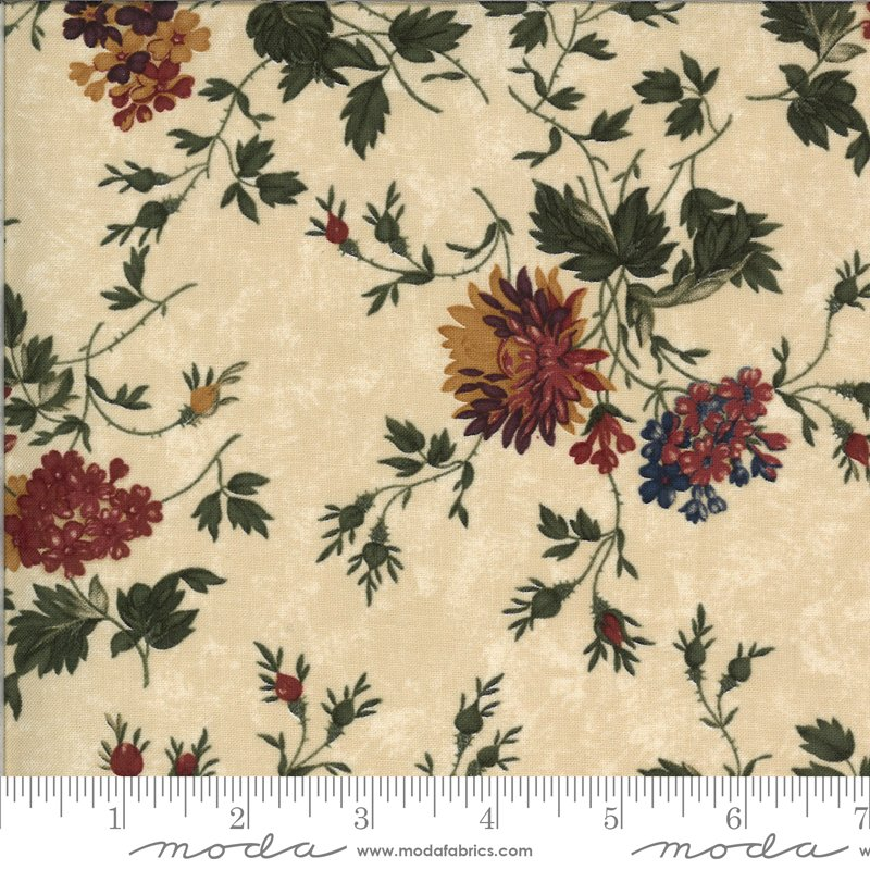 Moda | Bittersweet Lane Sand 9640 11 by Kansas Troubles Quilters