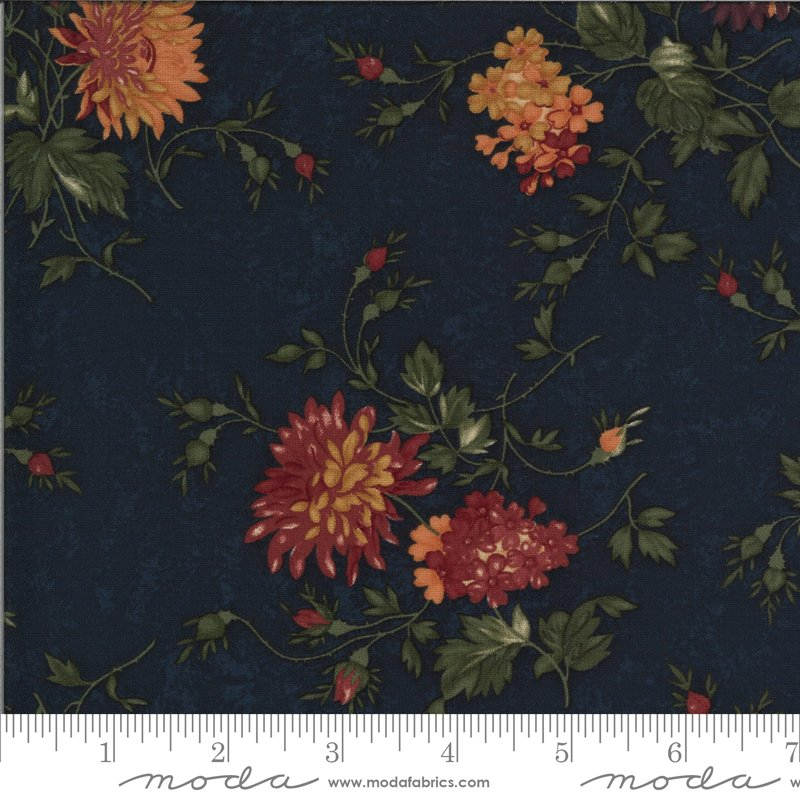 Moda | Bittersweet Lane Cornflower 9640 14 by Kansas Troubles Quilters