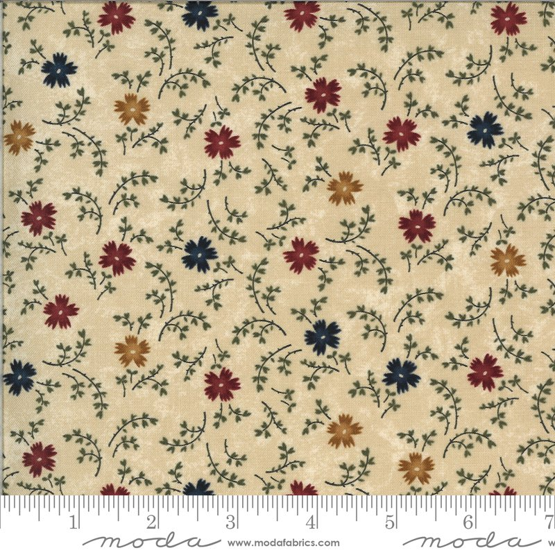 Moda | Bittersweet Lane Sand 9642 11 by Kansas Troubles Quilters