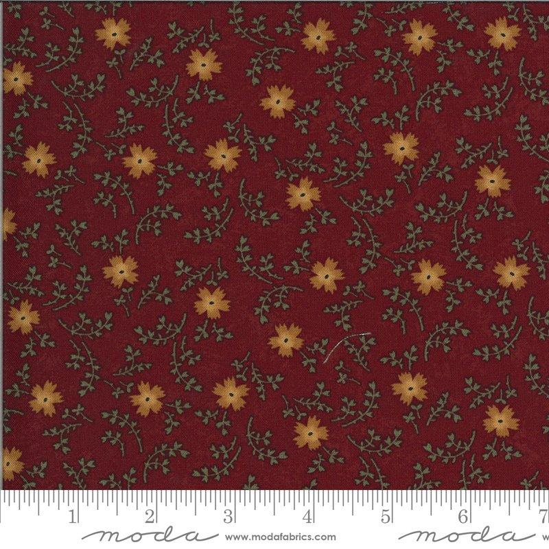Moda | Bittersweet Lane Chrysanthemum 9642 13 by Kansas Troubles Quilters