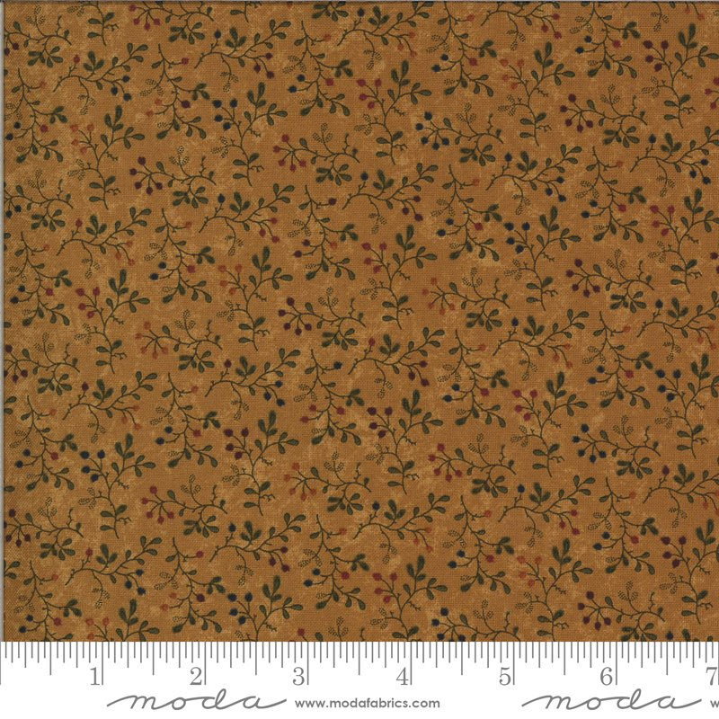 Moda | Bittersweet Lane Goldenrod 9643 12 by Kansas Troubles Quilters