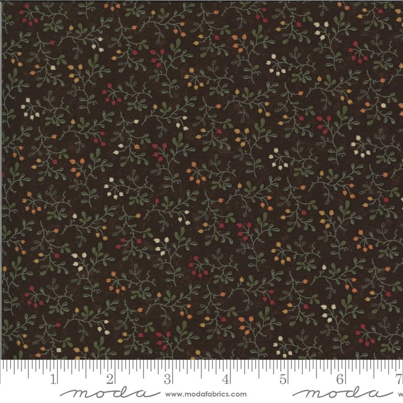 Moda | Bittersweet Lane Bark 9643 18 by Kansas Troubles Quilters
