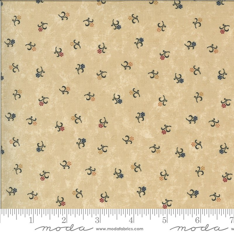 Moda | Bittersweet Lane Sand 9644 11 by Kansas Troubles Quilters