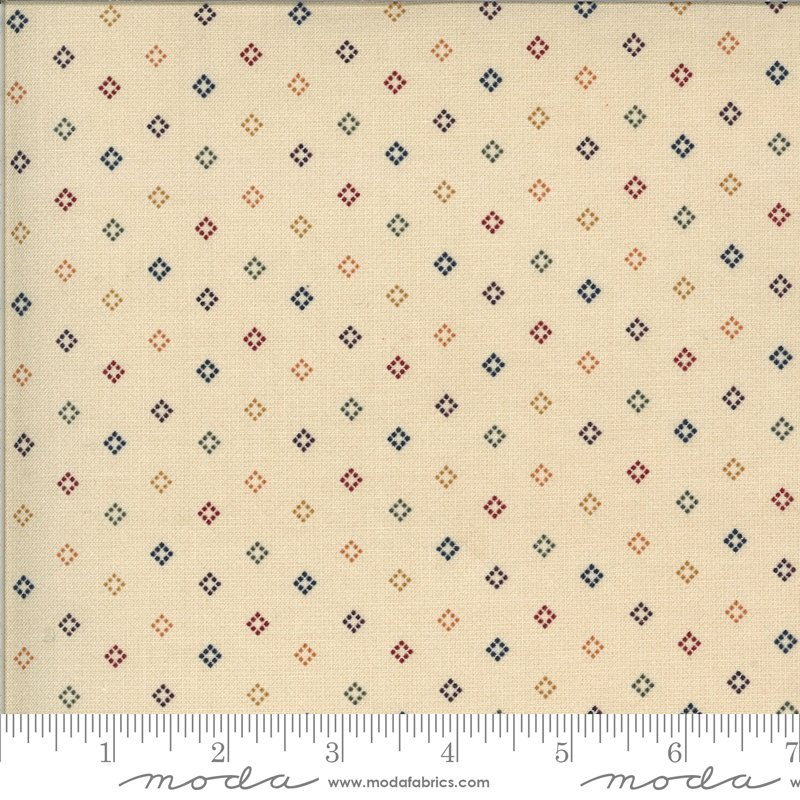Moda | Bittersweet Lane Sand 9647 11 by Kansas Troubles Quilters
