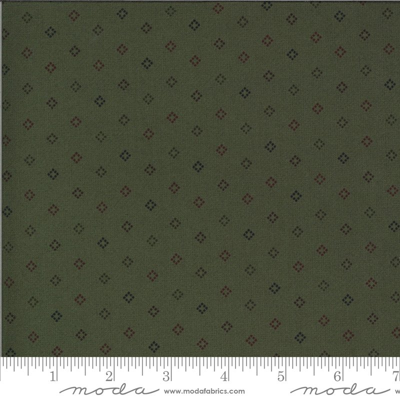 Moda | Bittersweet Lane Leaf 9647 15 by Kansas Troubles Quilters