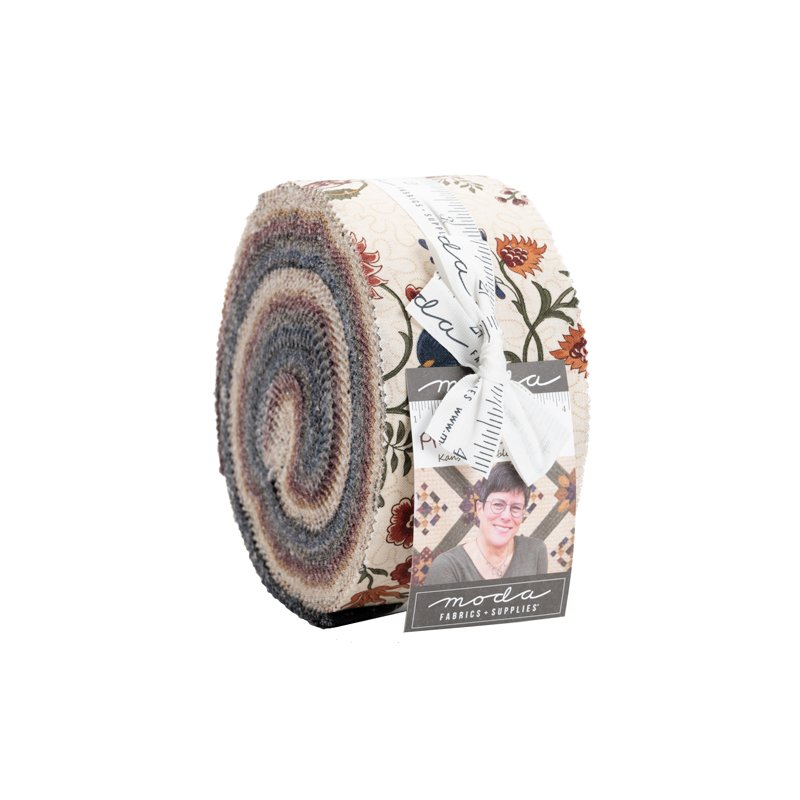 Moda Prairie Dreams JELLY ROLL by Kansas Troubles Quilters - 40 strips
