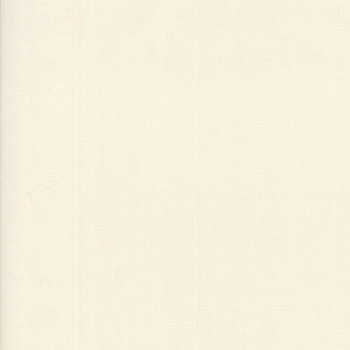 Moda   Bella Solids - Eggshell 9900 281