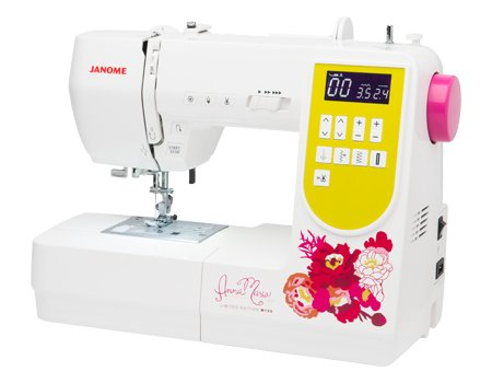 Janome Anna Maria Horner AMH M40 Limited Edition Machine Awesome Anna Sewing Machine