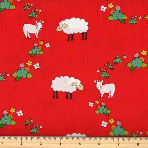 Andover Locally Grown A 6050 R Farm Sheep Red