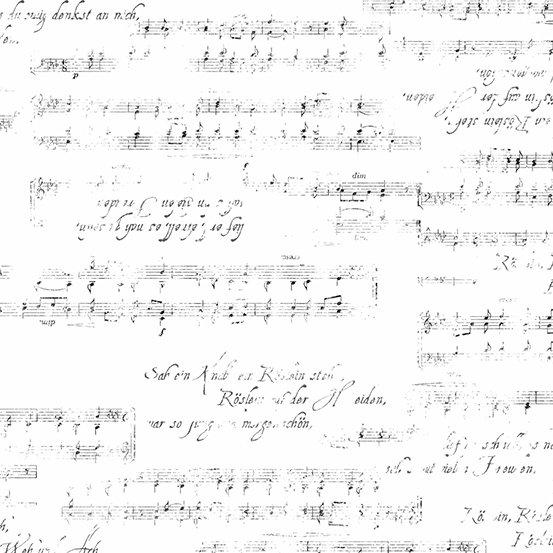 Andover Fabrics Aria 9219-C Music and Music Notes Fabric