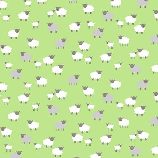 Andover SPRING TP-2190-G Sheep Green