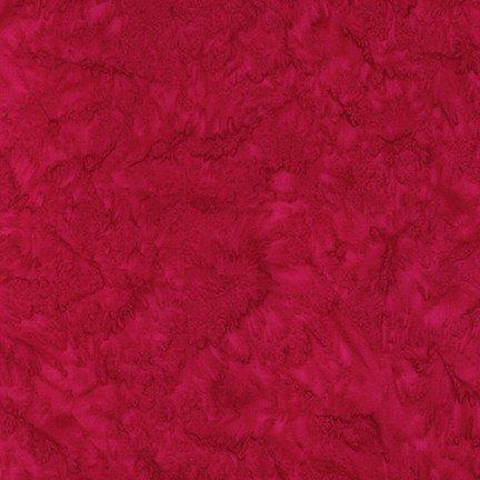 Robert Kaufman Batik: VALENTINE AMD-7000-343 from Artisan Batiks: Prisma Dyes by Lunn Studios