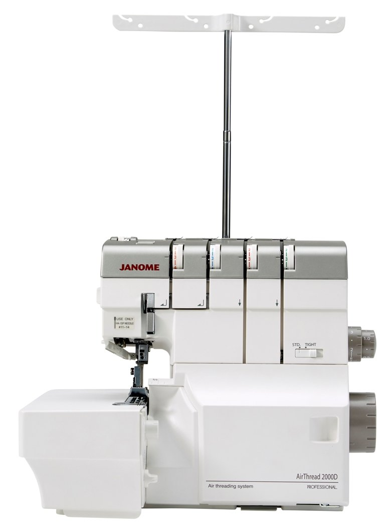 NEW! Janome Air Thread 2000D - One Push Air Threading