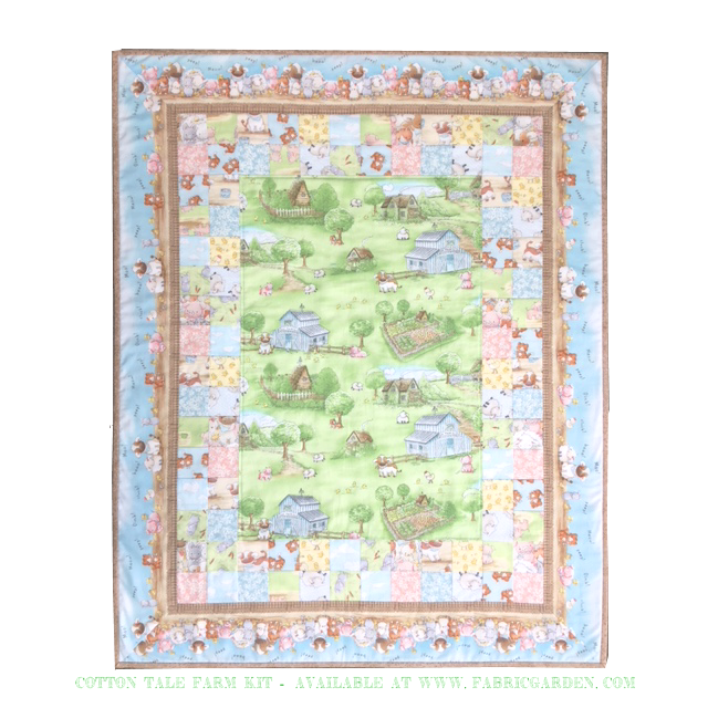 Cotton Tale Farm | Play Mat Kit