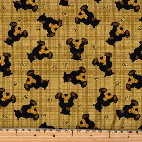 Benartex Bear Paws 00681 33