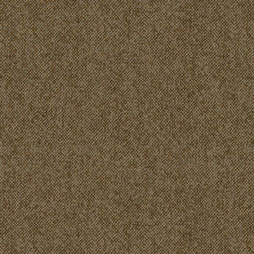 Another Moose Is Loose - Benartex 0961878B Wool Tweed -Mocha
