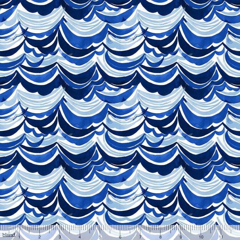 Arctic Playground by Katy Tanis for Blend | 124.106.02.1 Ocean Waves