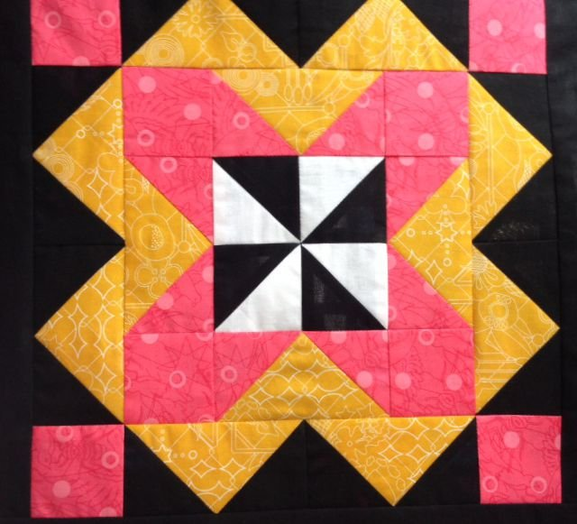 Block of the Month:  Kit for Month 2 of 6