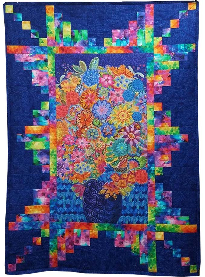 Panel Perfection - PANEL Quilt Kit