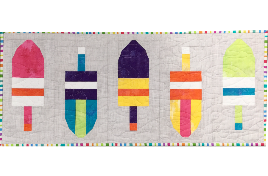 Beach Buoy Project Kit - Create a Buoys Table Runner / Wall Hanging