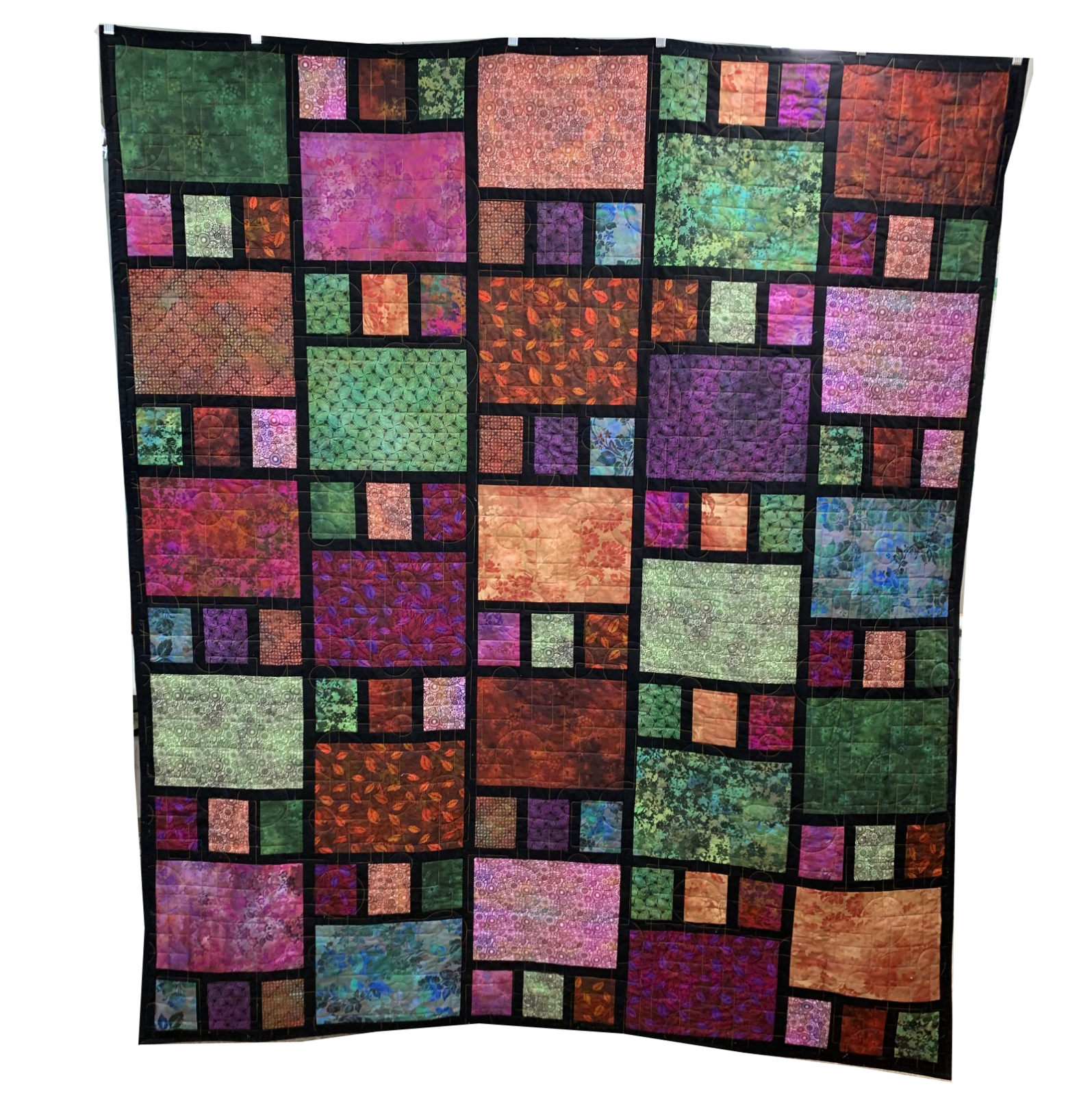 Craftsman Quilt Kit - Create This Stunning Quilt