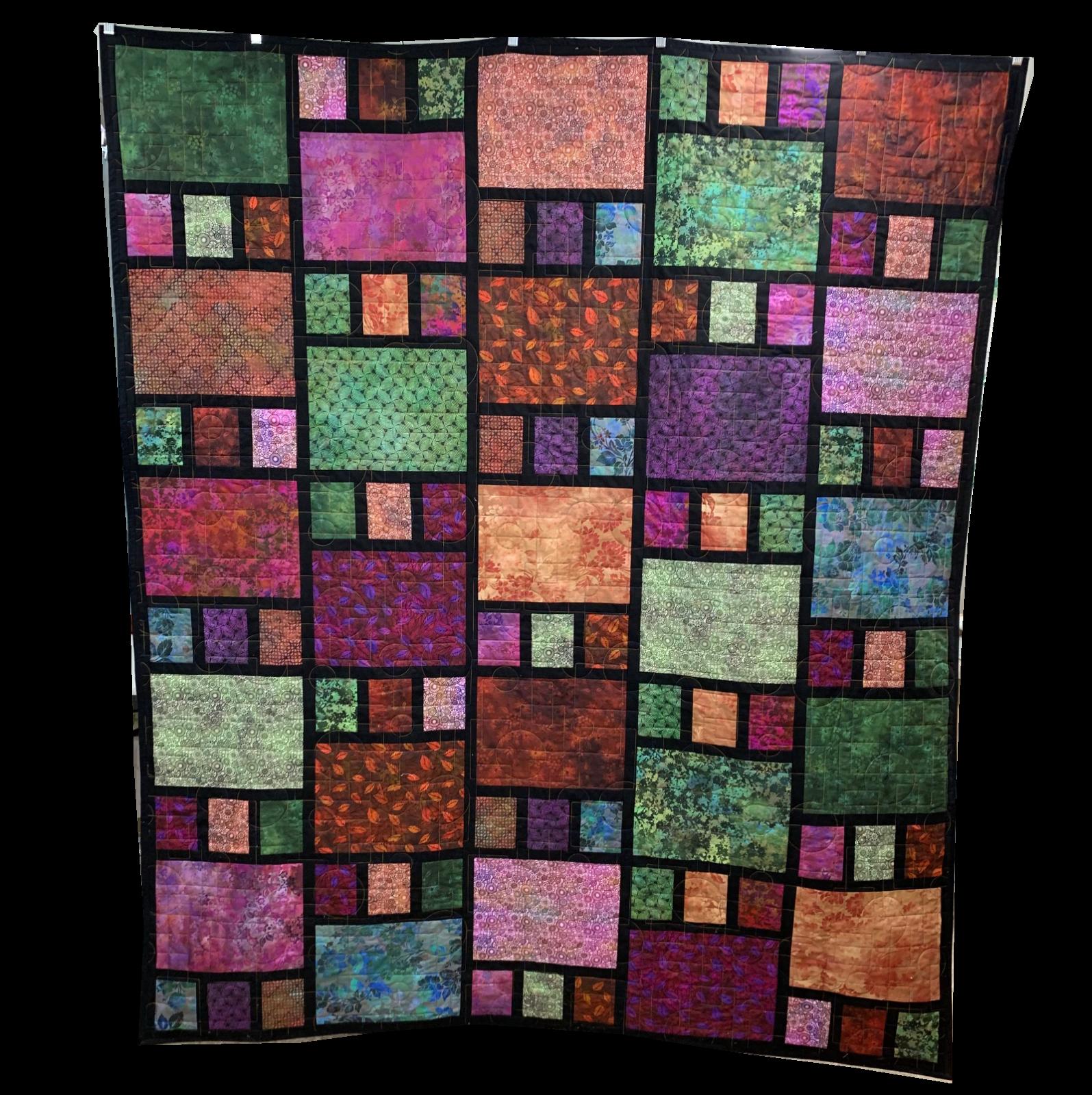 Craftsman Quilt Kit - Create This Stunning Quilt