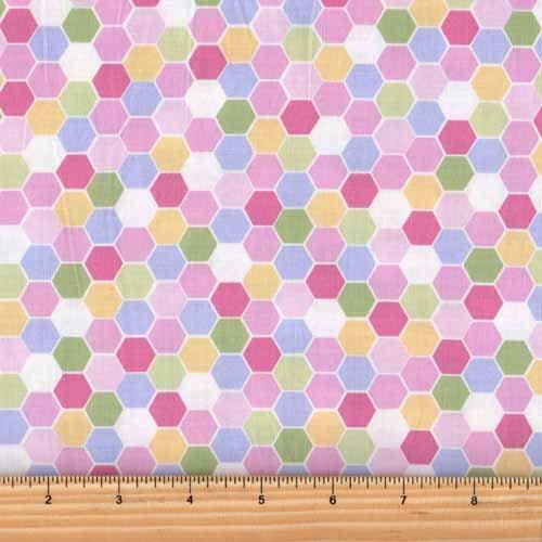 Clothworks Fidelia Y2073-42 Pink