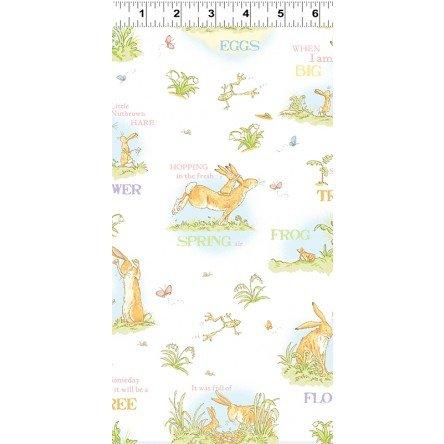 Clothworks Y2871-1 When I'm Big Toile by Anita Jeram