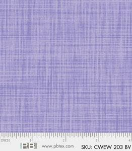 P&B Color Weave 108in Wide Back CWEW203BV