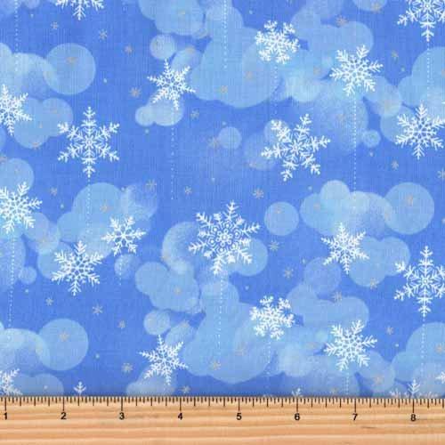 Elite Snowflake Wonder Met 12873B EESSNW12873-B