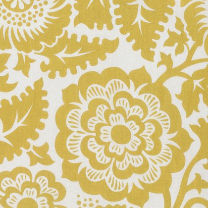 Free Spirit | Modernist - Block Print PWJD137 Blossom Honey -