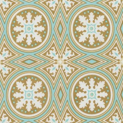 Free Spirit | Modernist - Tolson PWJD144 Turquoise