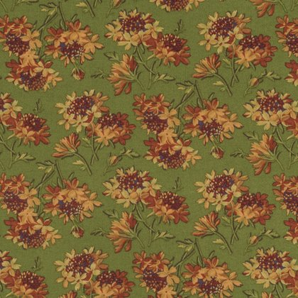 Free Spirit - Harvest Riches by April Cornell PWAC033 Parlor Olive