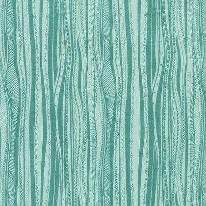 Free Spirit | Persia - Persian Deco PWKM026 Jade