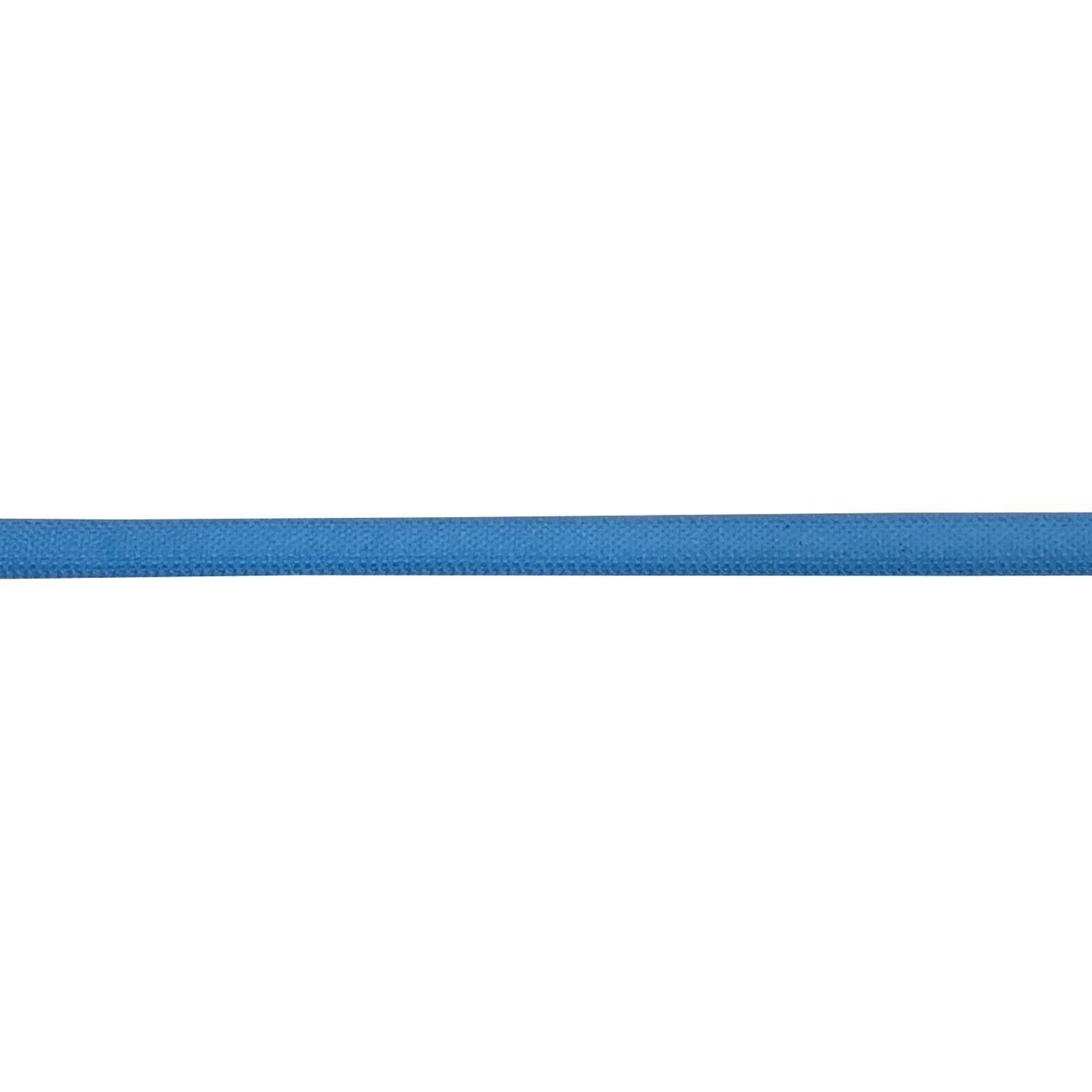 5 yds Banded Stretch Elastic 1/6 LIGHT BLUE- GANEL-NB-LIB