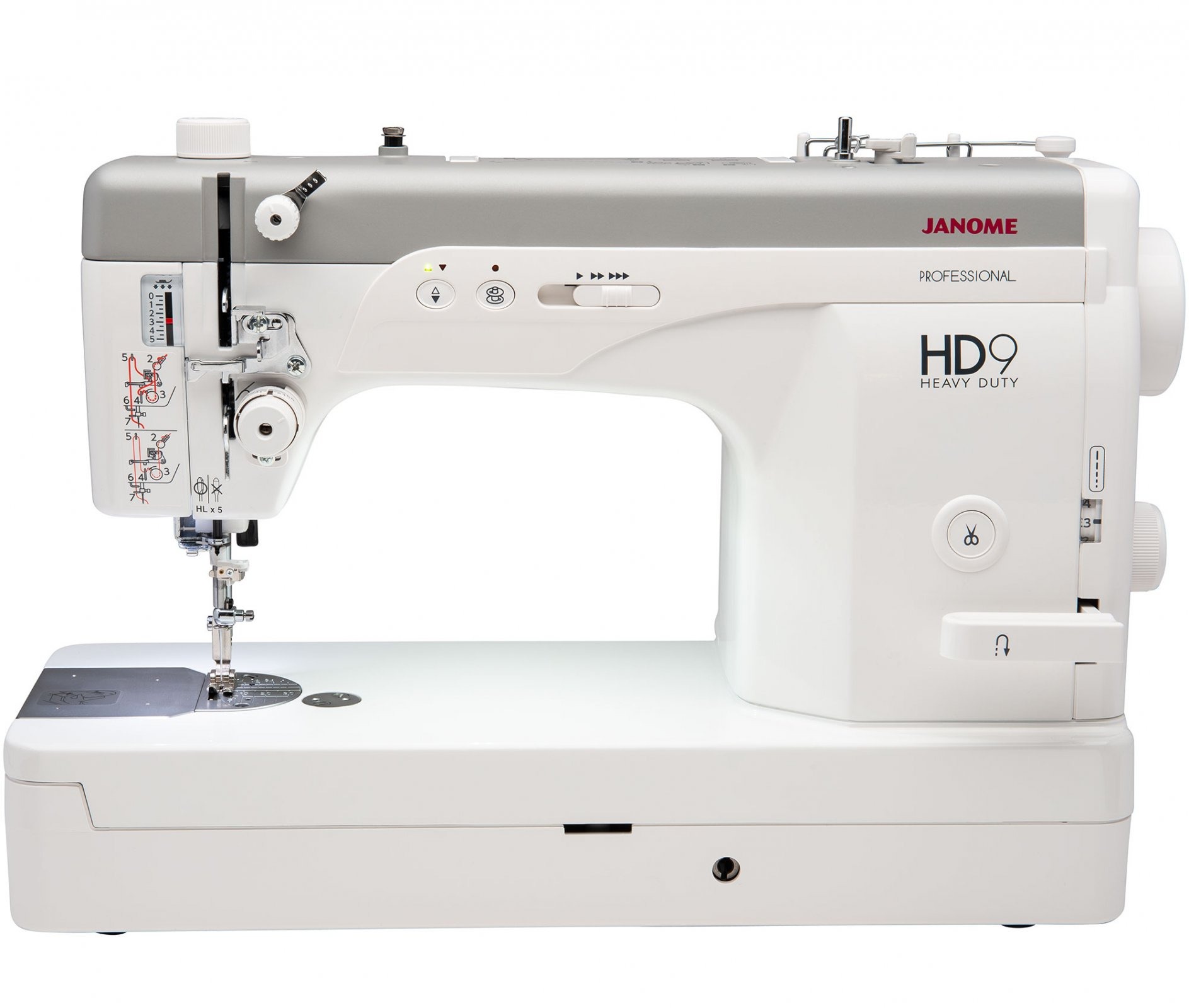 Janome HD9 Professional Sewing & Quilting Machine