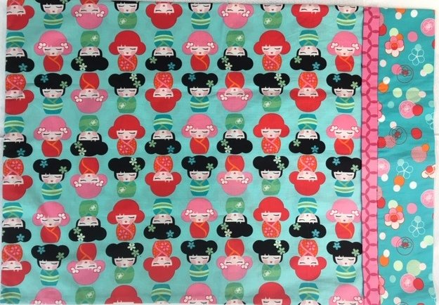 Sample For Sale: Hello Tokyo Pillowcase 20 x 30