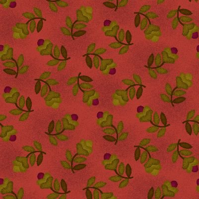 Farmstead Harvest by Kim Diehl for Henry Glass | Tossed Floral 6939 22