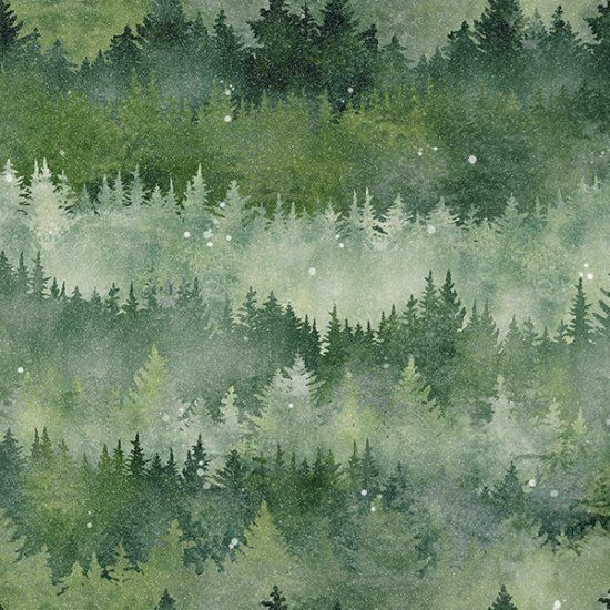 Painted Forest by McKenna Ryan | MRD4-44 TREES Forest