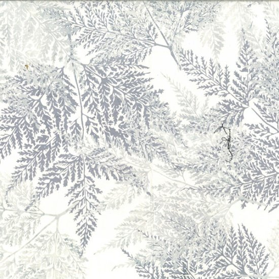 Hoffman Bali Batik - Fern Ice Blue Q2197-190
