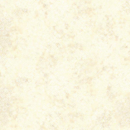 Hoffman Bali Batik - Ditsy Flower Papyrus Q2201-531