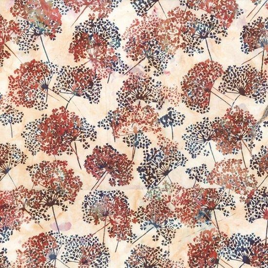 Hoffman Bali Batik S2314 66 Dandelion Autumn