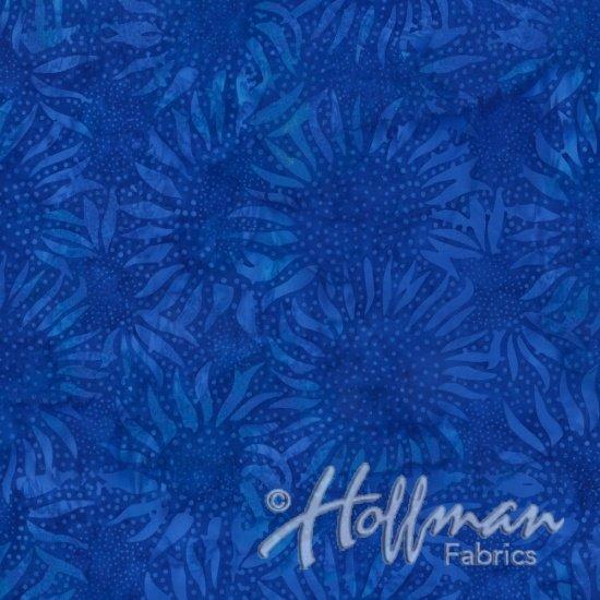 Hoffman Bali Batik 884-360 Bali Chop- Sunflower Waikiki
