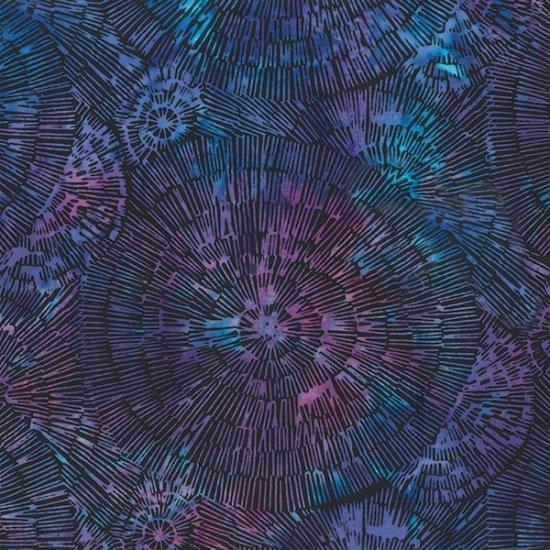 Hoffman Bali Batik - Bark Texture Electric Purple Q2130-658