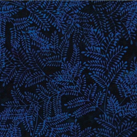 Hoffman Bali Batik R2280-120 Fern Hyacinth
