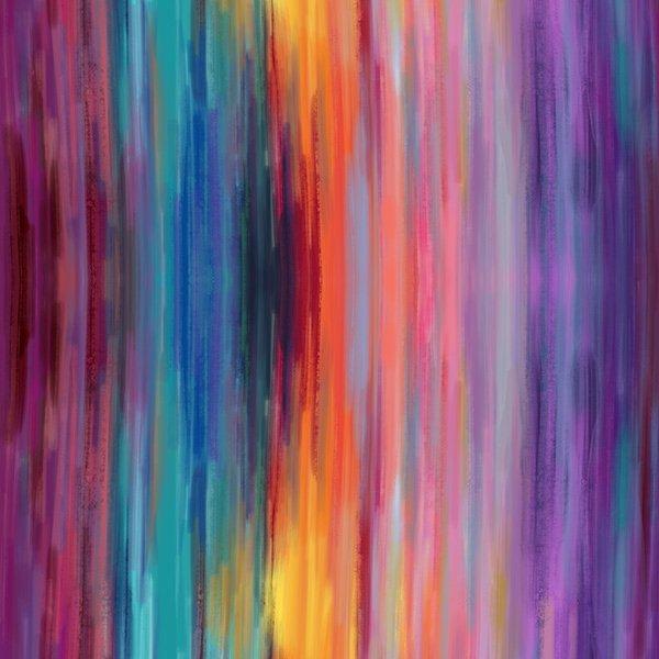 Hoffman - Meet Me In Paradise S4819 151 Sunset Painted Stripe Digital