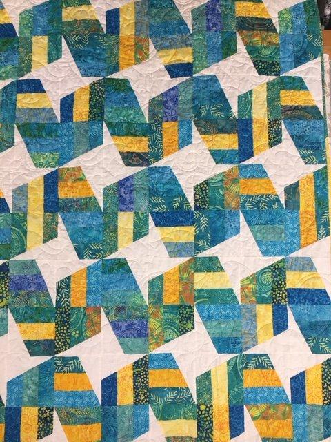 Quilt for Sale: Unwind