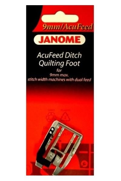 Janome Accufeed Ditch Quilting Foot #202103006