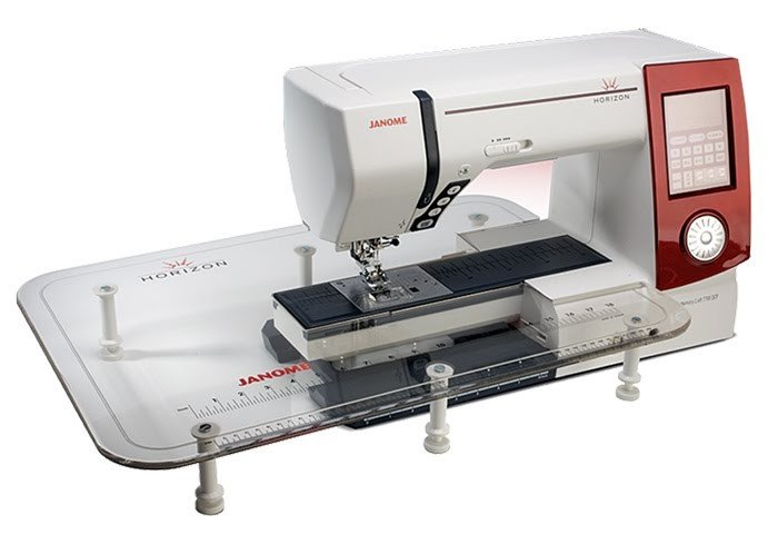 PRE-OWNED Janome Memory Craft Horizon 7700 QCP